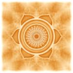 Mandala das Sakralchakra